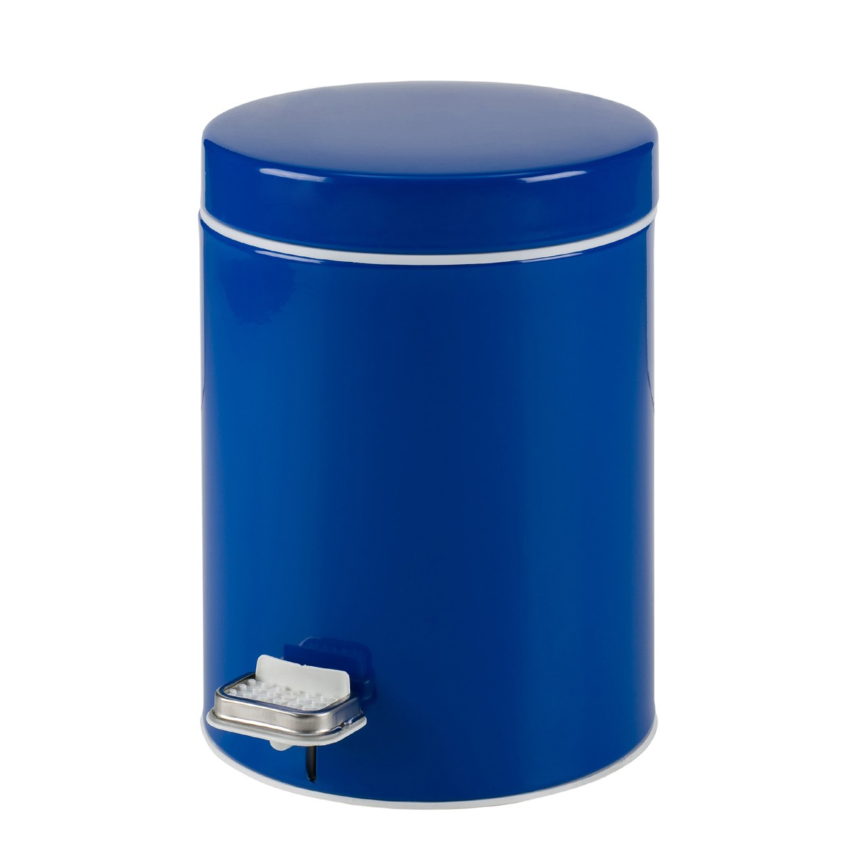 Κάδος Απορριμάτων (20×28) PamCo 5Lit 95 Blue 65256