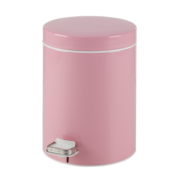 Κάδος Απορριμμάτων (20x28) PamCo 5Lit 95 Pink
