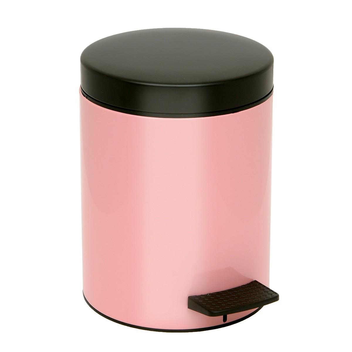 Κάδος Απορριμάτων (20x28) PamCo 5Lit 97 Pink