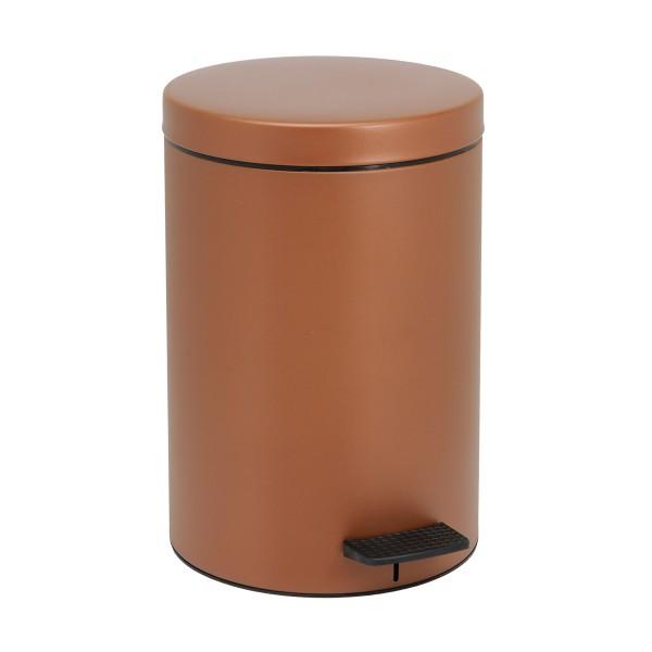 Κάδος Απορριμμάτων (25x40) PamCo 12Lit 90 Brown Matte