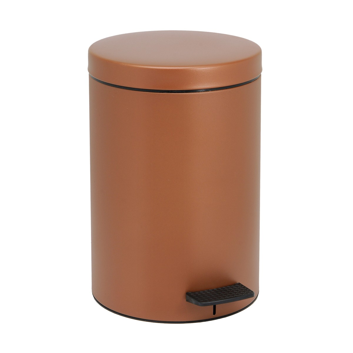 Κάδος Απορριμμάτων (25×40) PamCo 12Lit 90 Brown Matte