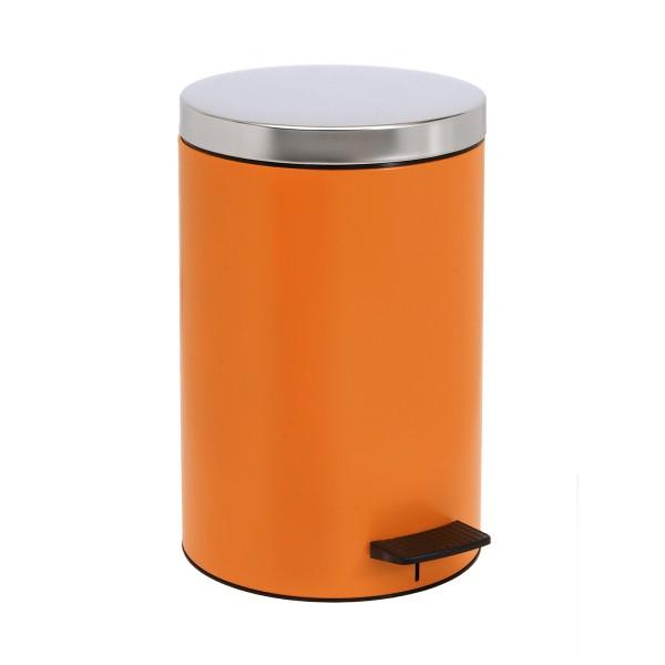 Κάδος Απορριμμάτων (25x40) PamCo 12Lit 125 Orange Matte