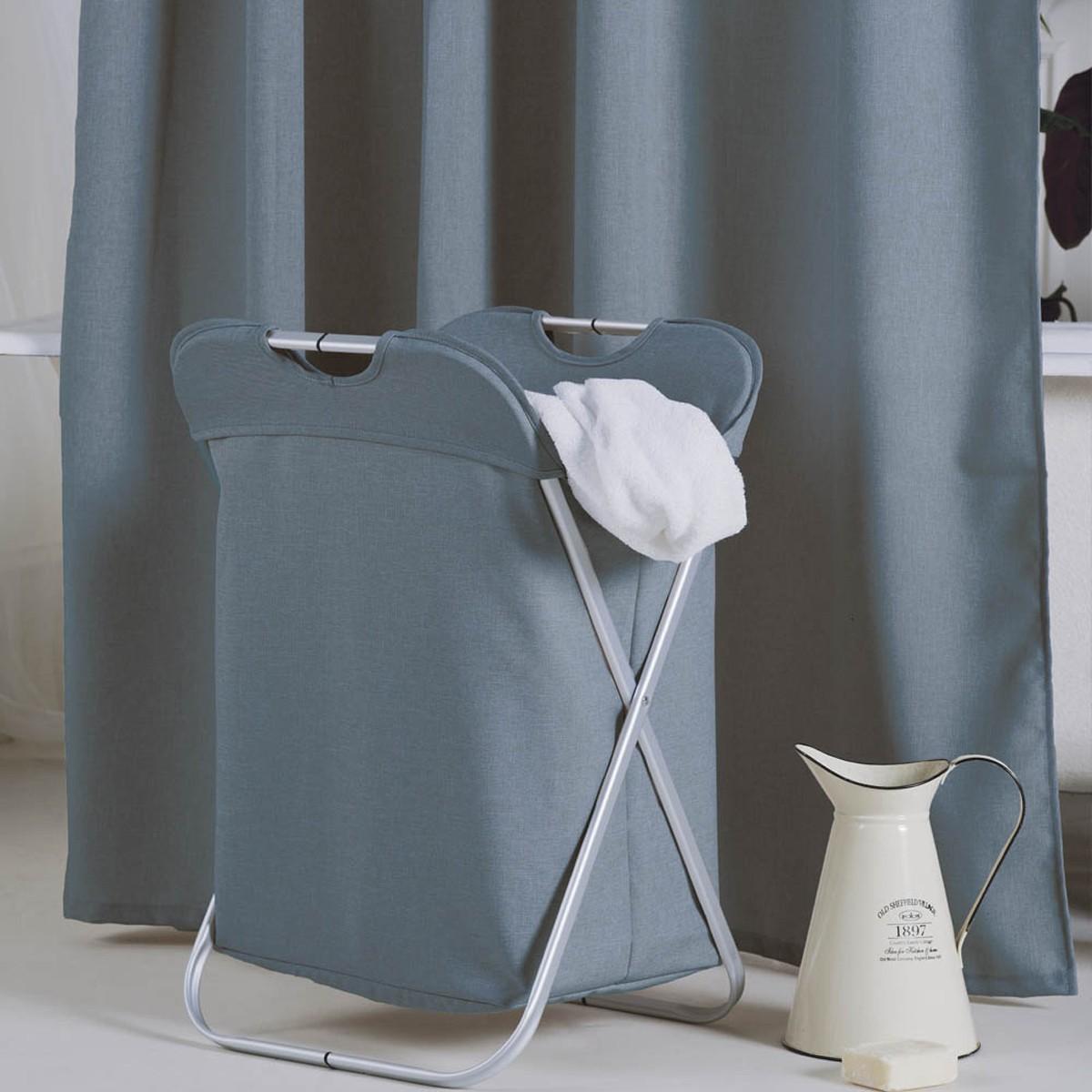 Κουρτίνα Μπάνιου (180x180) Kentia Bath Linus 01