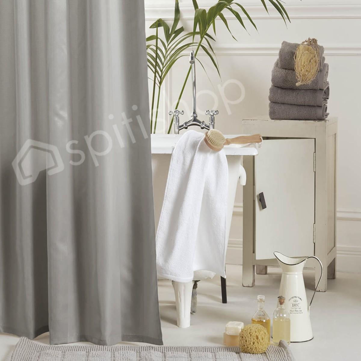 Κουρτίνα Μπάνιου (180x200) Kentia Bath Vesta 22