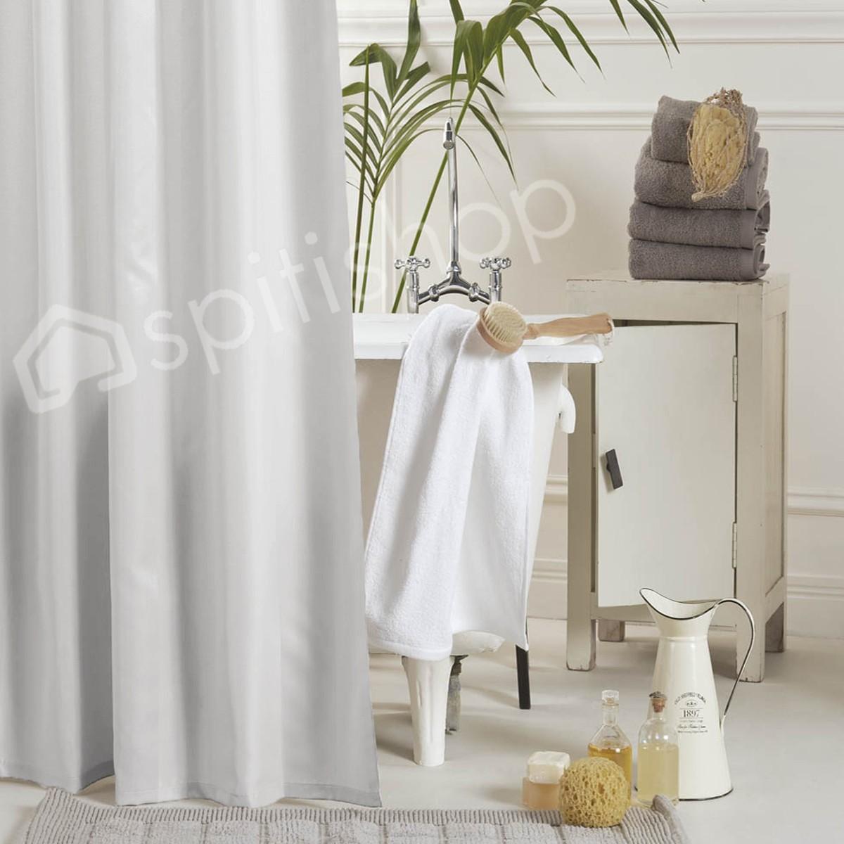 Κουρτίνα Μπάνιου (240x180) Kentia Bath Vesta 26