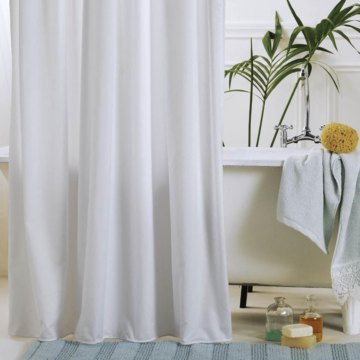 Κουρτίνα Μπάνιου (180x200) Kentia Bath Cubes