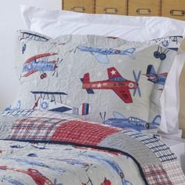 Μαξιλαροθήκη Kentia Kids Airplane