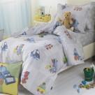 Παπλωματοθήκη Μονή (Σετ) Kentia Kids Vroom