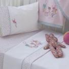 Σεντόνια Κούνιας (Σετ) Kentia Baby Cube