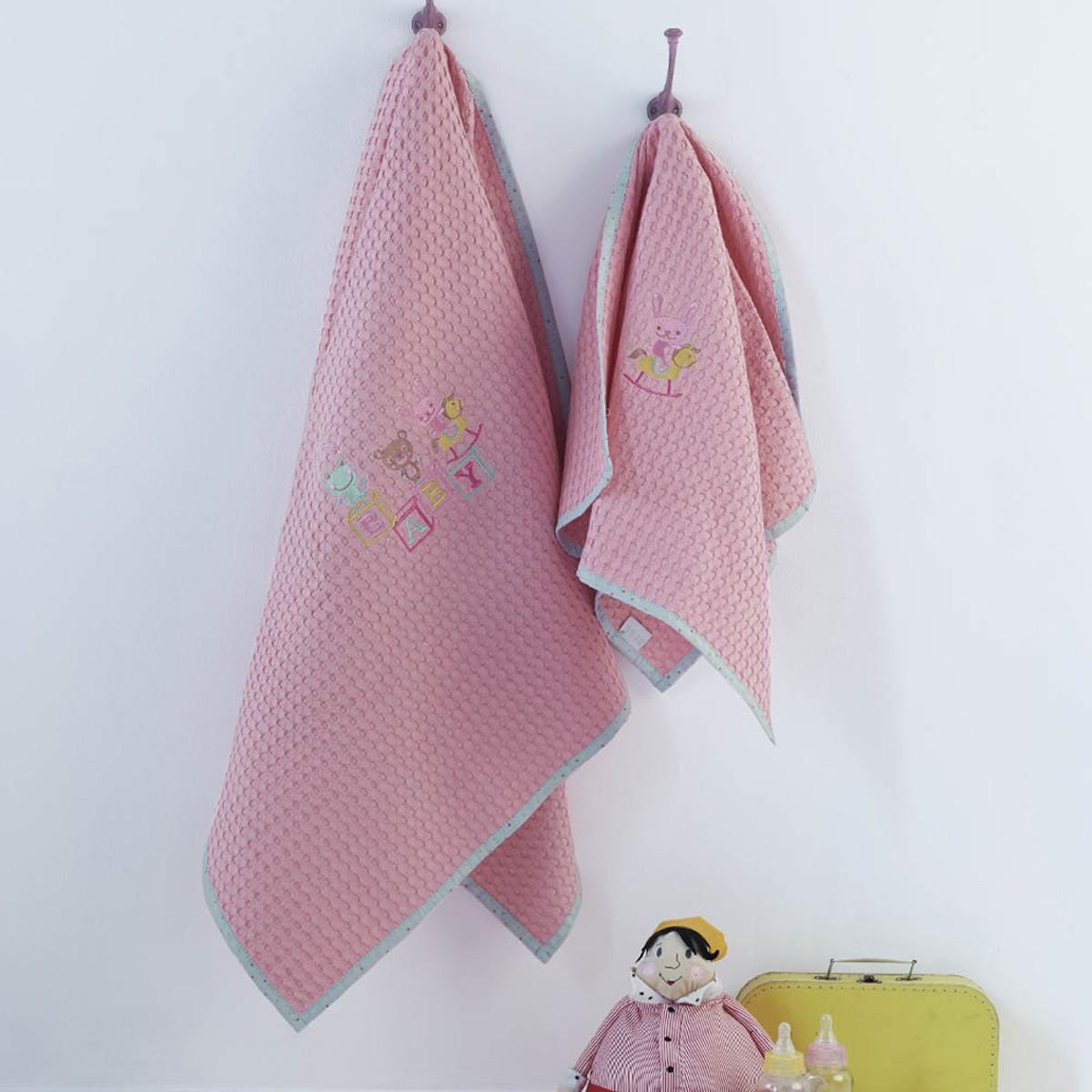 Κουβέρτα Πικέ Κούνιας Kentia Baby Cube home   βρεφικά   κουβέρτες βρεφικές   κουβέρτες καλοκαιρινές