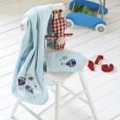 Παιδικές Πετσέτες (Σετ 2τμχ) Kentia Baby Vento