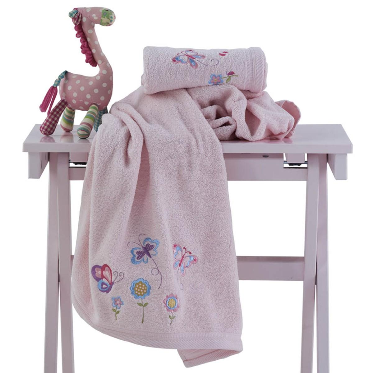 Παιδικές Πετσέτες (Σετ 2τμχ) Kentia Kids Adda