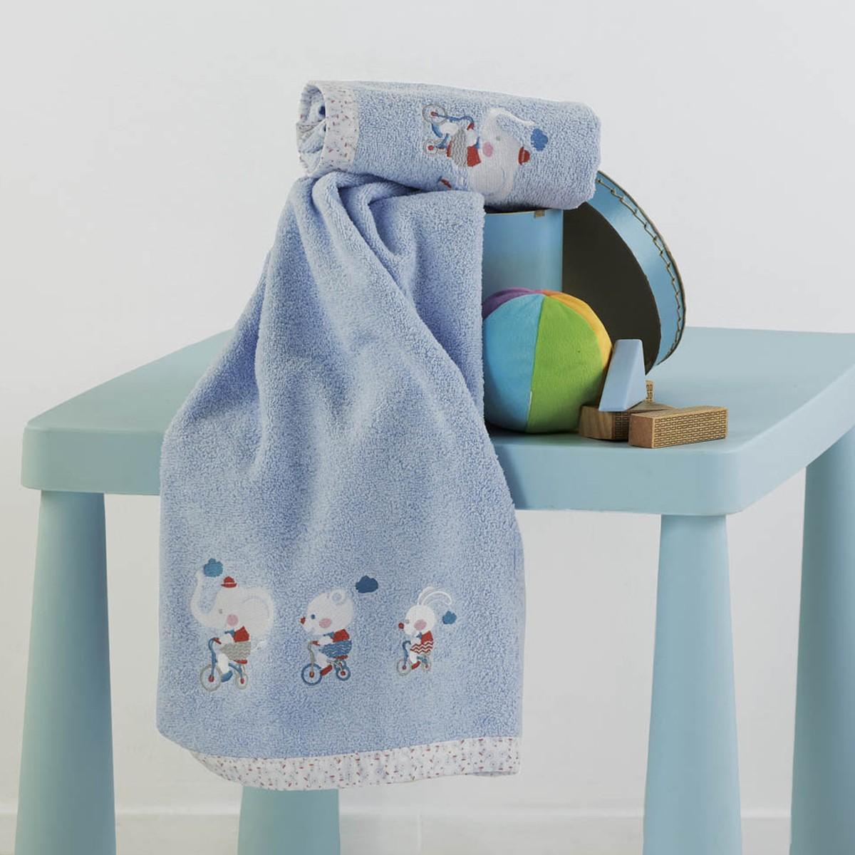 Βρεφικές Πετσέτες (Σετ 2τμχ) Kentia Baby Farm