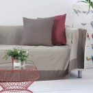 Διακοσμητική Μαξιλαροθήκη Kentia Home Made Mara 04