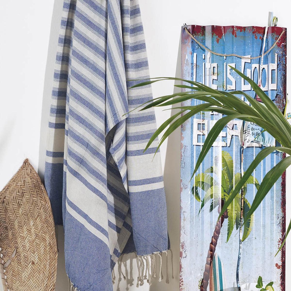 Πετσέτα Θαλάσσης-Παρεό Kentia Sunny 172 home   θαλάσσης   πετσέτες θαλάσσης ενηλίκων