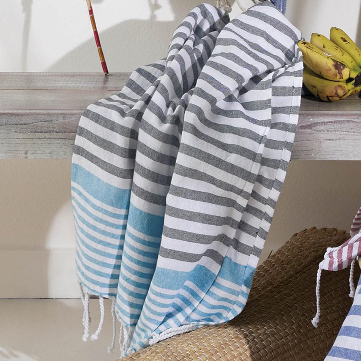 Πετσέτα Θαλάσσης-Παρεό Kentia Sunny 1711 home   θαλάσσης   πετσέτες θαλάσσης ενηλίκων