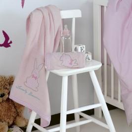 Βρεφικές Πετσέτες (Σετ 2τμχ) Kentia Baby Rabbit 14
