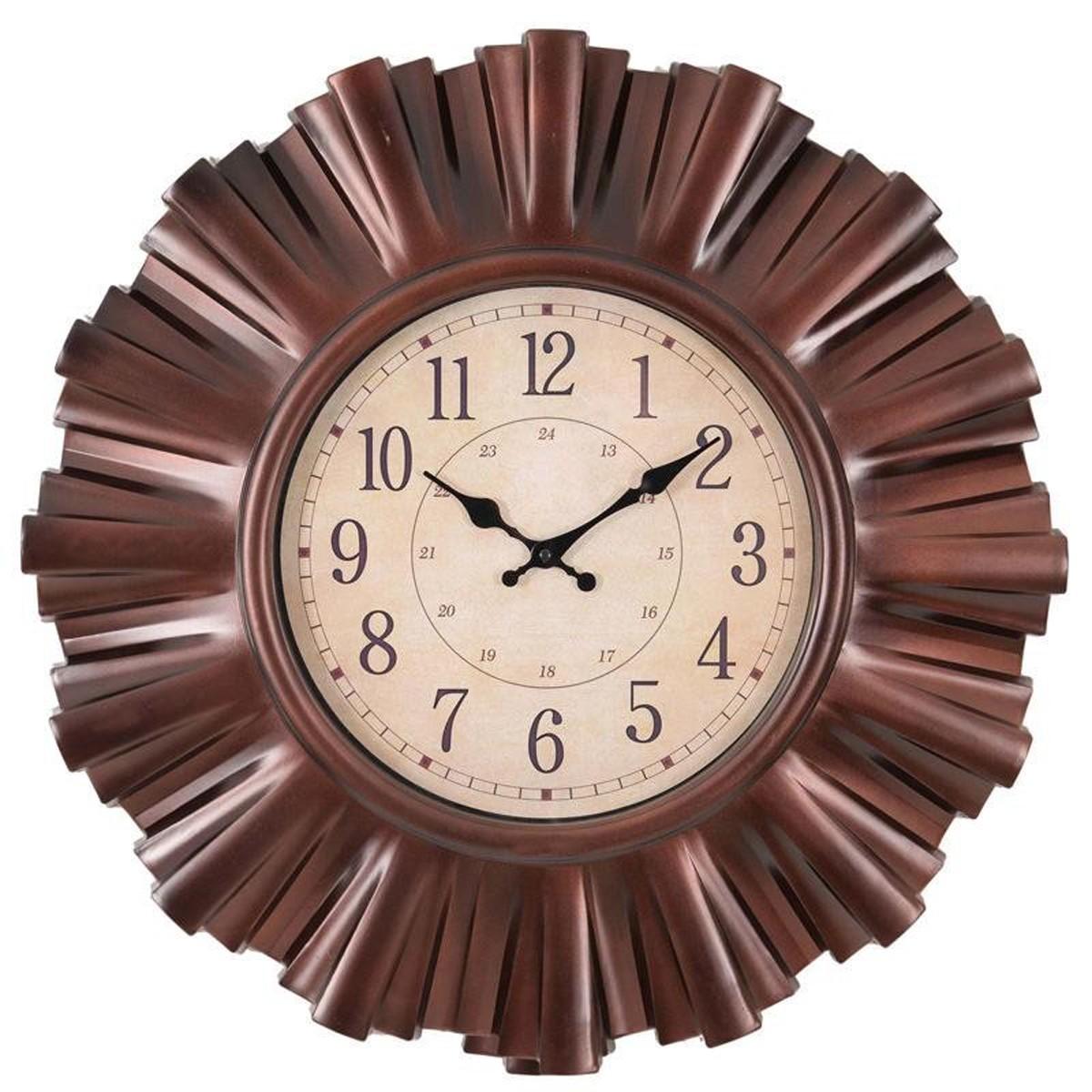 Ρολόι Τοίχου InArt 3-20-828-0046