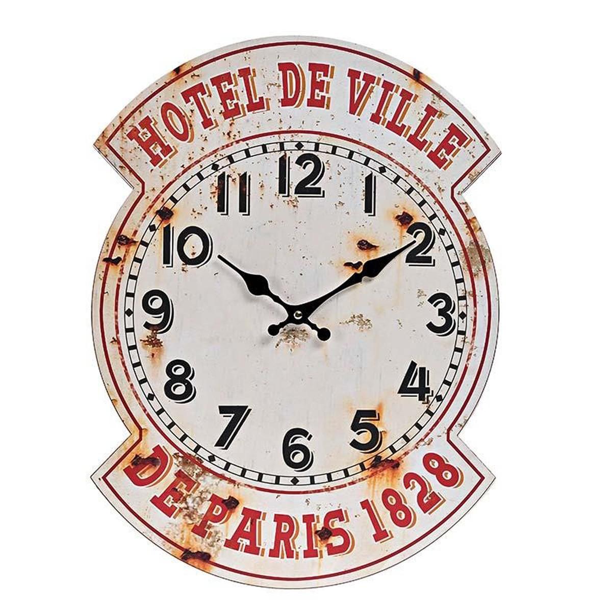 Ρολόι Τοίχου InArt 3-20-773-0219 66008