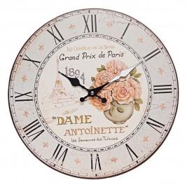 Ρολόι Τοίχου InArt 3-20-484-0349