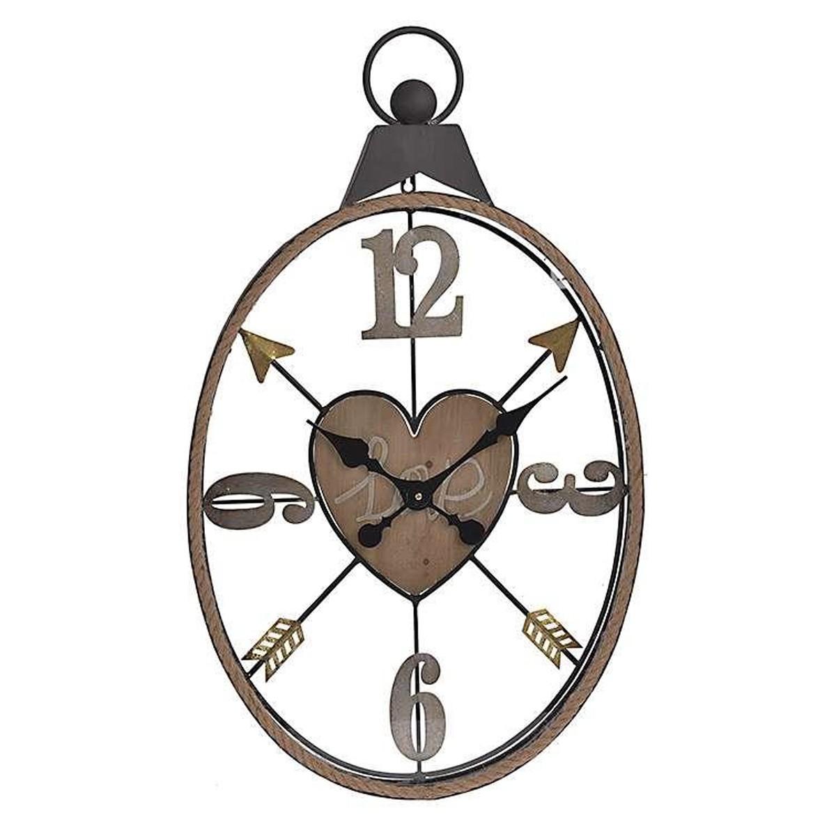 Ρολόι Τοίχου InArt 3-20-812-0023