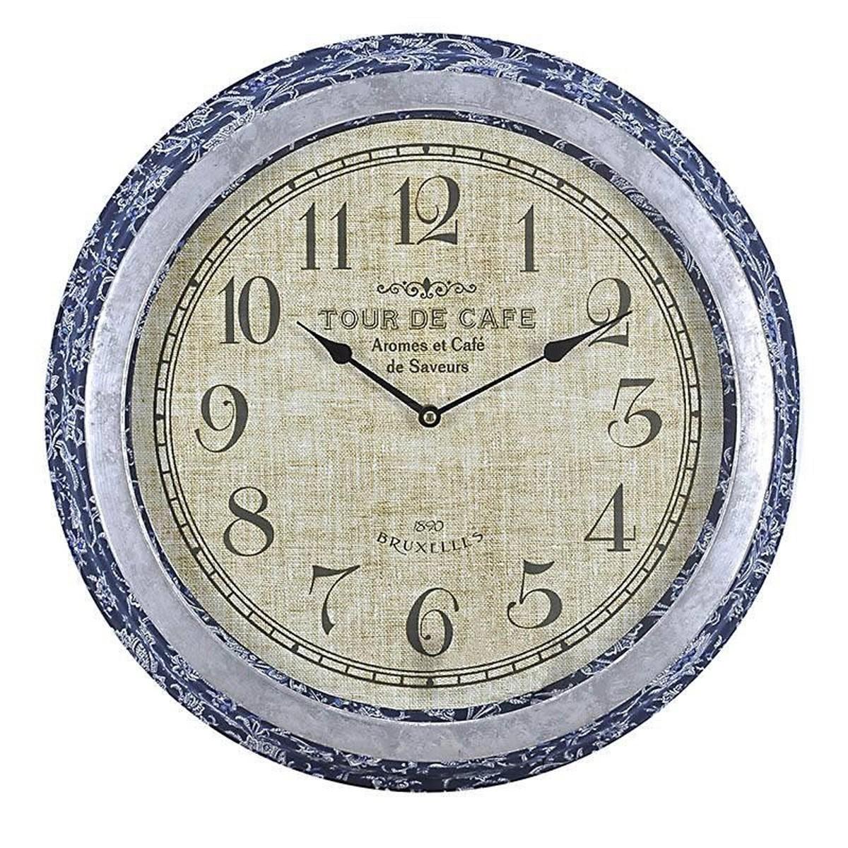 Ρολόι Τοίχου InArt 3-20-534-0002