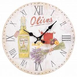 Ρολόι Τοίχου InArt 3-20-773-0158
