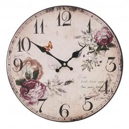 Ρολόι Τοίχου InArt 3-20-484-0381