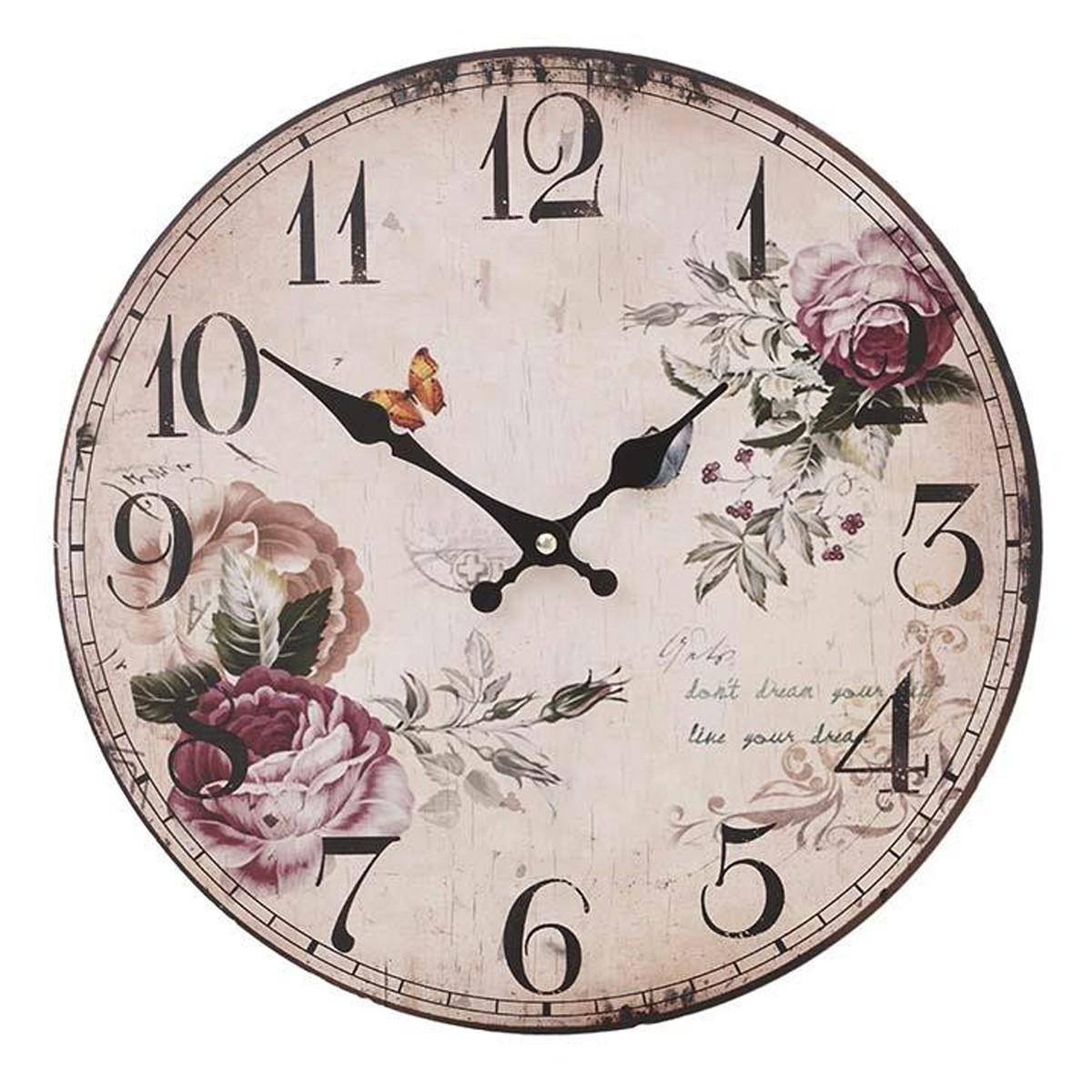 Ρολόι Τοίχου InArt 3-20-484-0381 home   διακόσμηση   ρολόγια