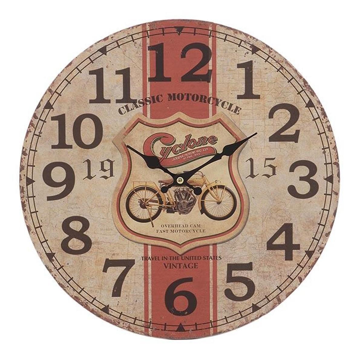 Ρολόι Τοίχου InArt 3-20-977-0197