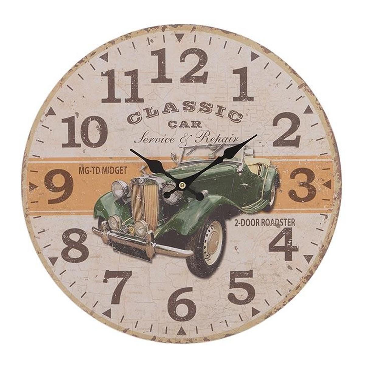 Ρολόι Τοίχου InArt 3-20-977-0198 66067