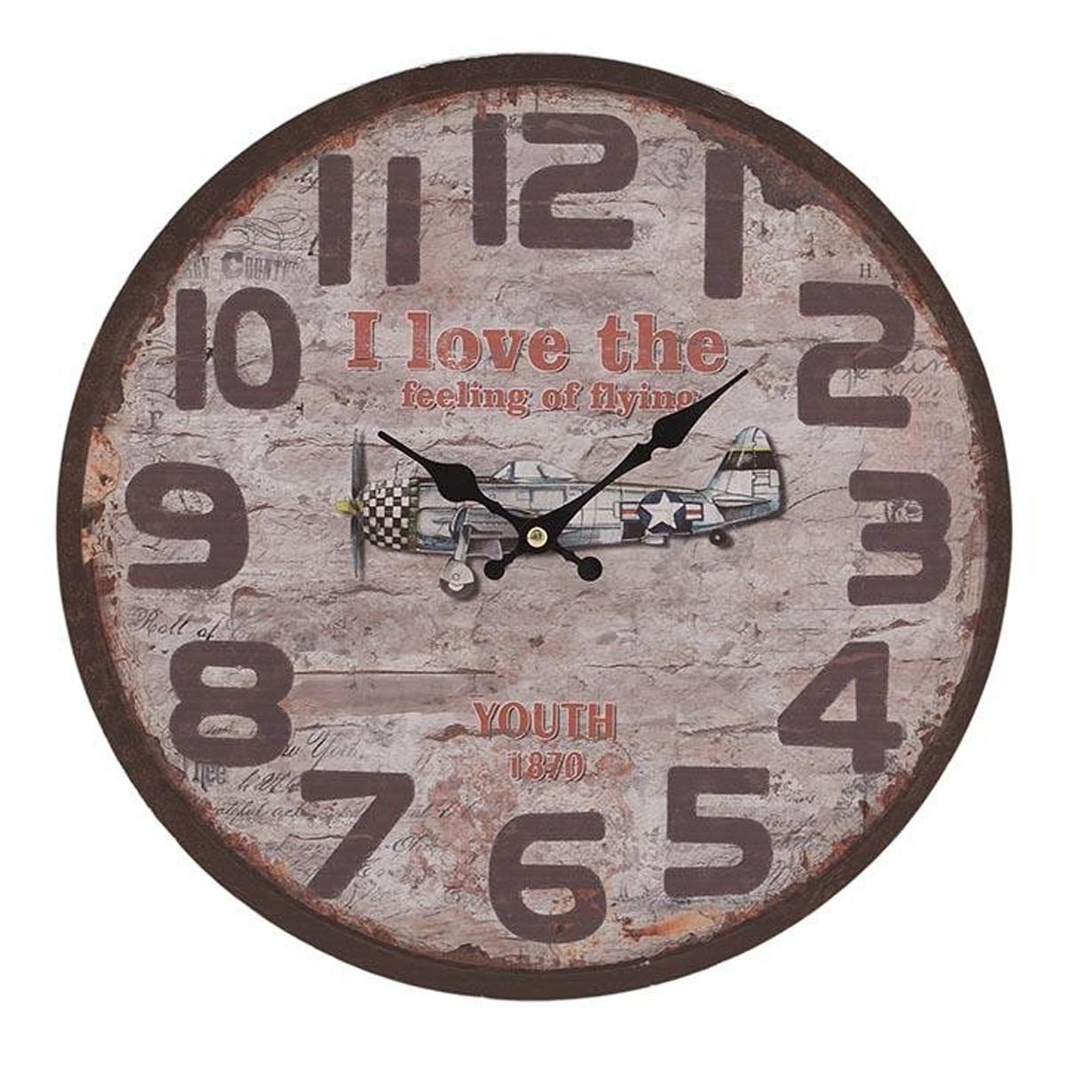 Ρολόι Τοίχου InArt 3-20-977-0201 66070