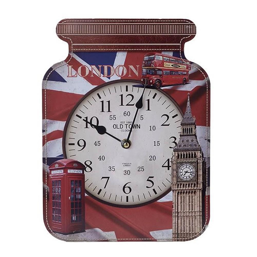Ρολόι Τοίχου InArt 3-20-098-0227 66074
