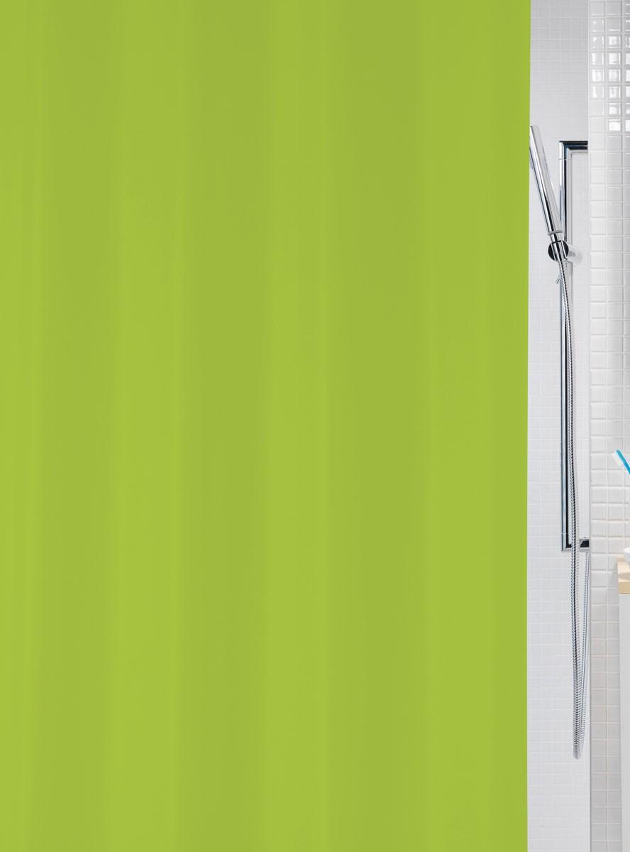 Κουρτίνα Μπάνιου Πλαστική (180×200) Spirella Bio 00825 Kiwi