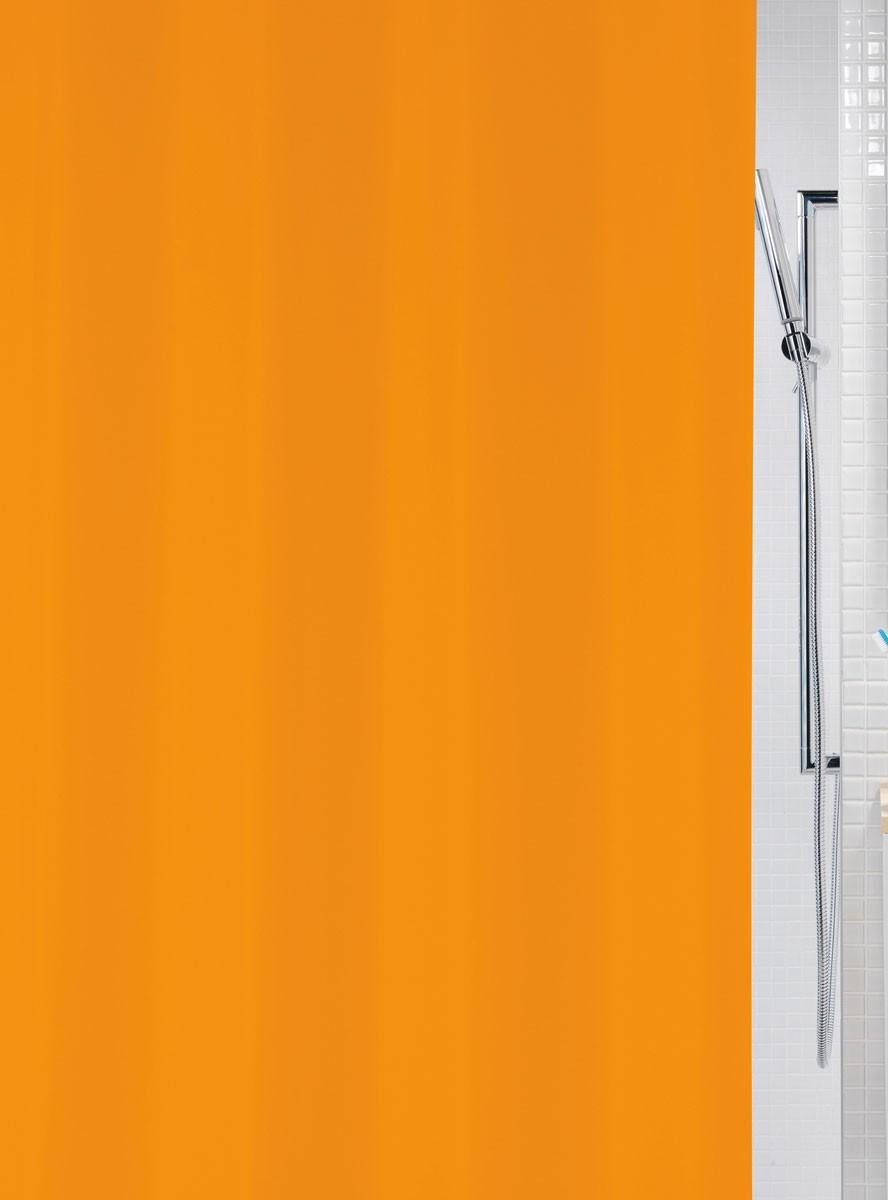 Κουρτίνα Μπάνιου Πλαστική (180x200) Green Style Bio 00825 Orange
