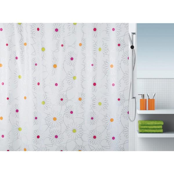 Κουρτίνα Μπάνιου Πλαστική (180x200) LifeStyle Bliss 00859