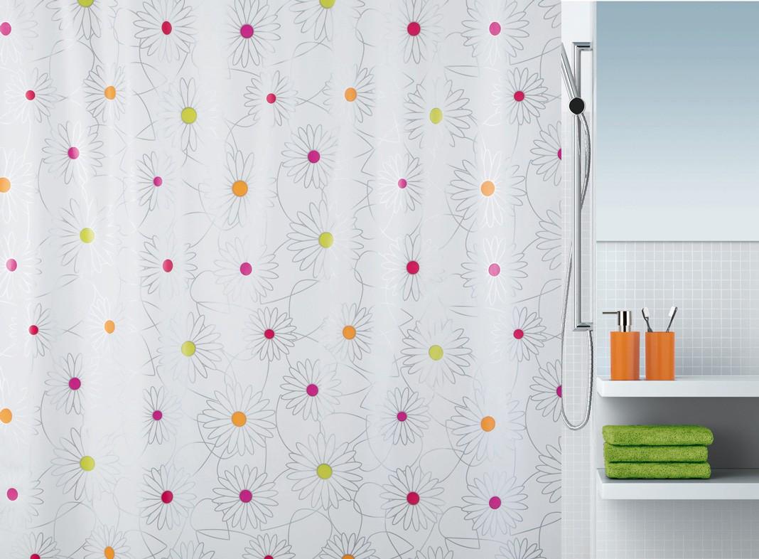 Κουρτίνα Μπάνιου Πλαστική (180×200) LifeStyle Bliss 00859
