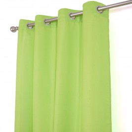 Κουρτίνα (140x260) Classic Paleta Light Green