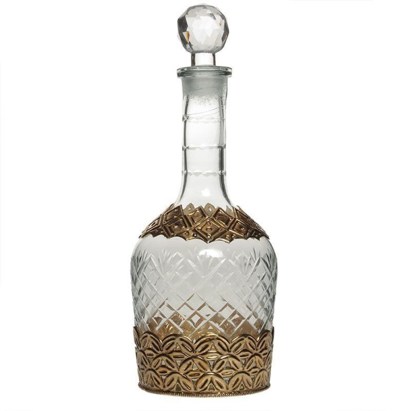 Διακοσμητικό Μπουκάλι InArt 3-70-085-0049