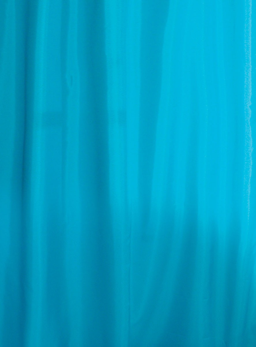 Κουρτίνα Μπάνιου Υφασμάτινη Rainbow Colour 02480 Τυρκουάζ