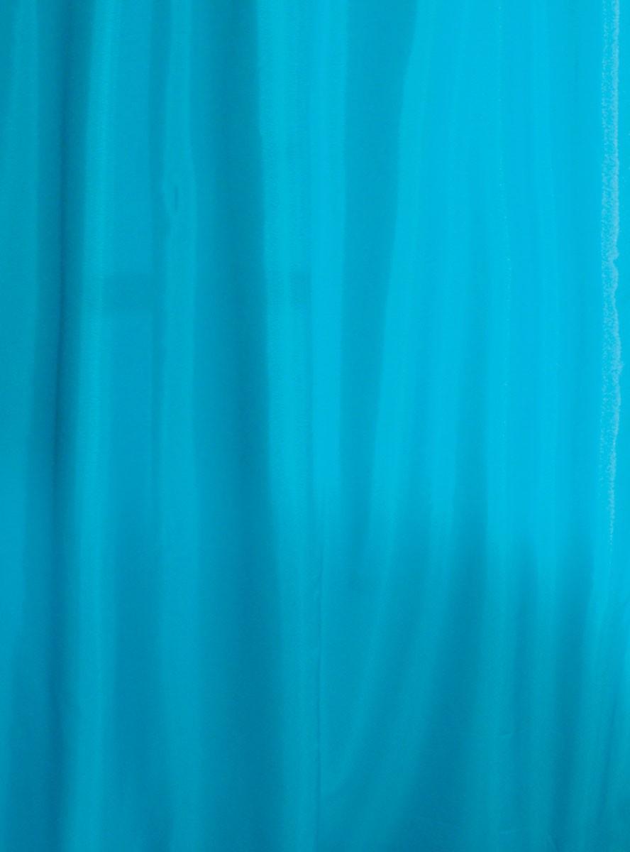 Κουρτίνα Μπάνιου (180x200) Rainbow Colour 02480 Τυρκουάζ