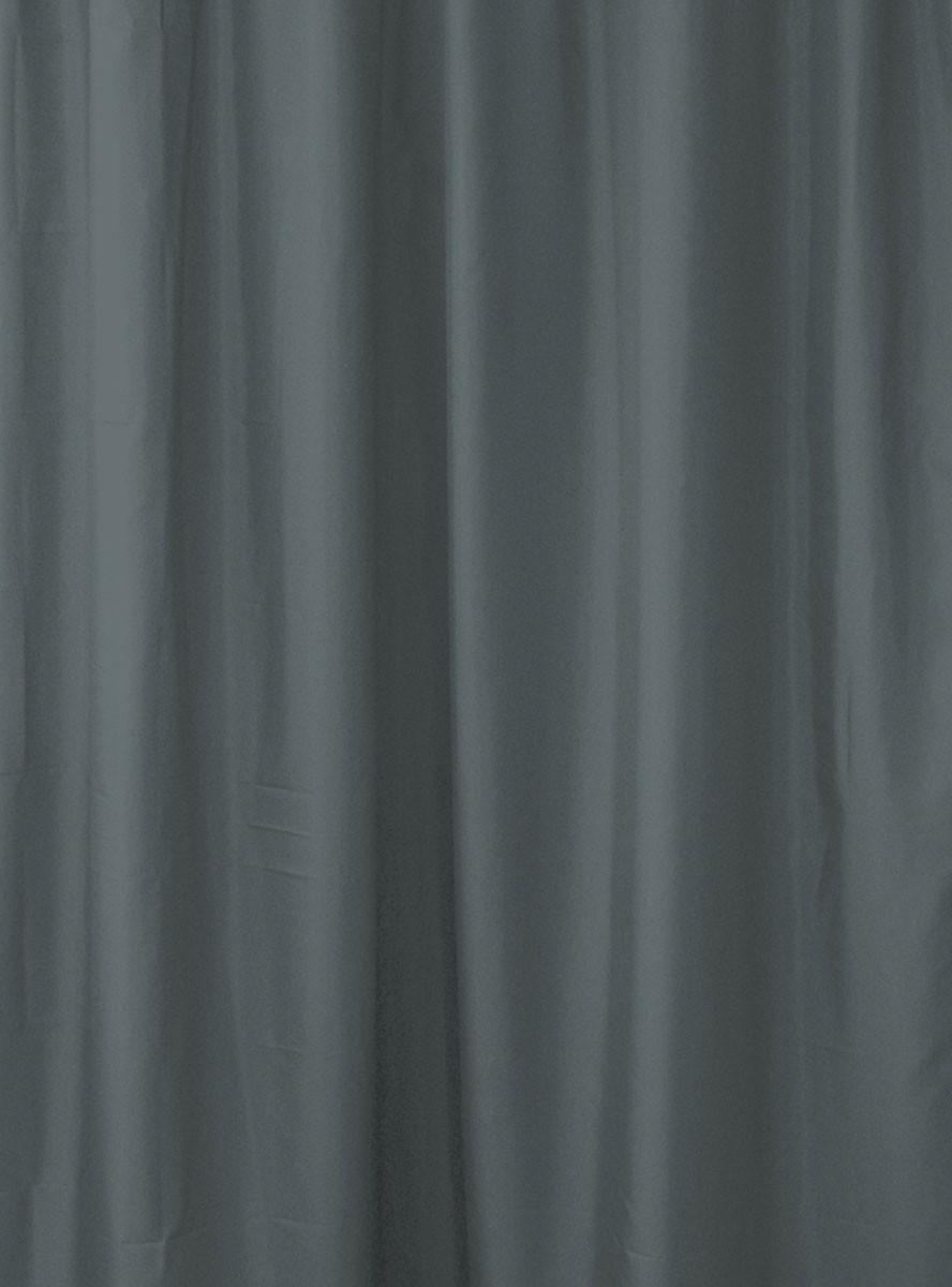 Κουρτίνα Μπάνιου (180x200) Rainbow Colour 02480 Ανθρακί