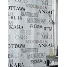 Κουρτίνα Μπάνιου Πλαστική (180×200) Green Style Citta 00824