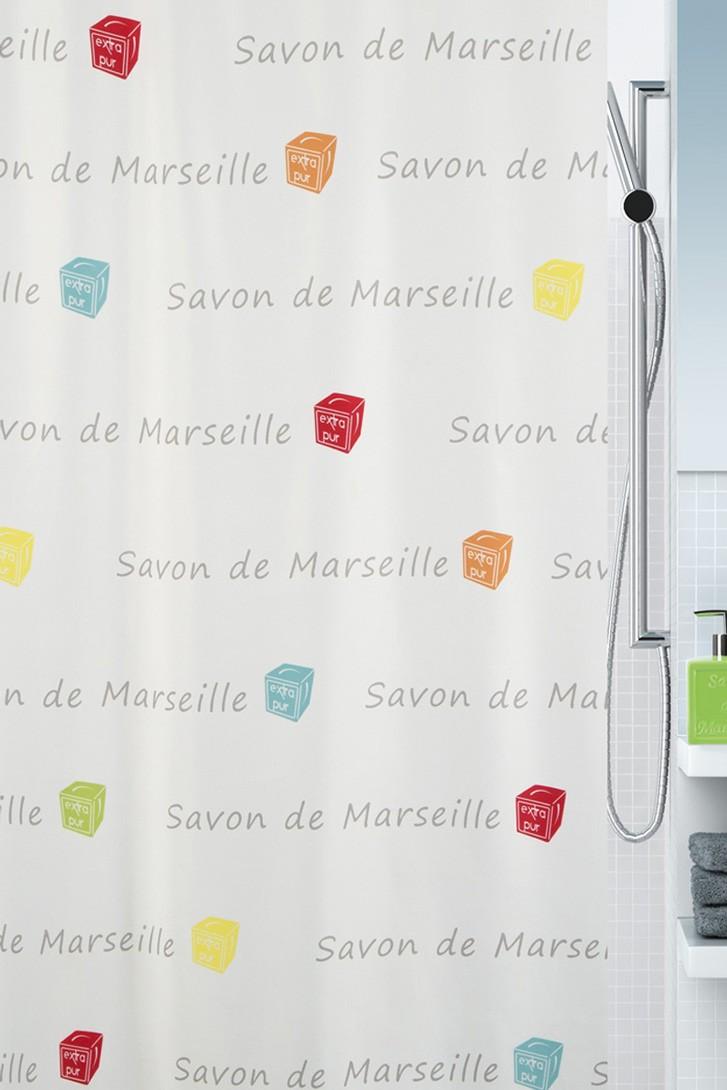 Κουρτίνα Μπάνιου (180×200) Spirella Canebiere 02406
