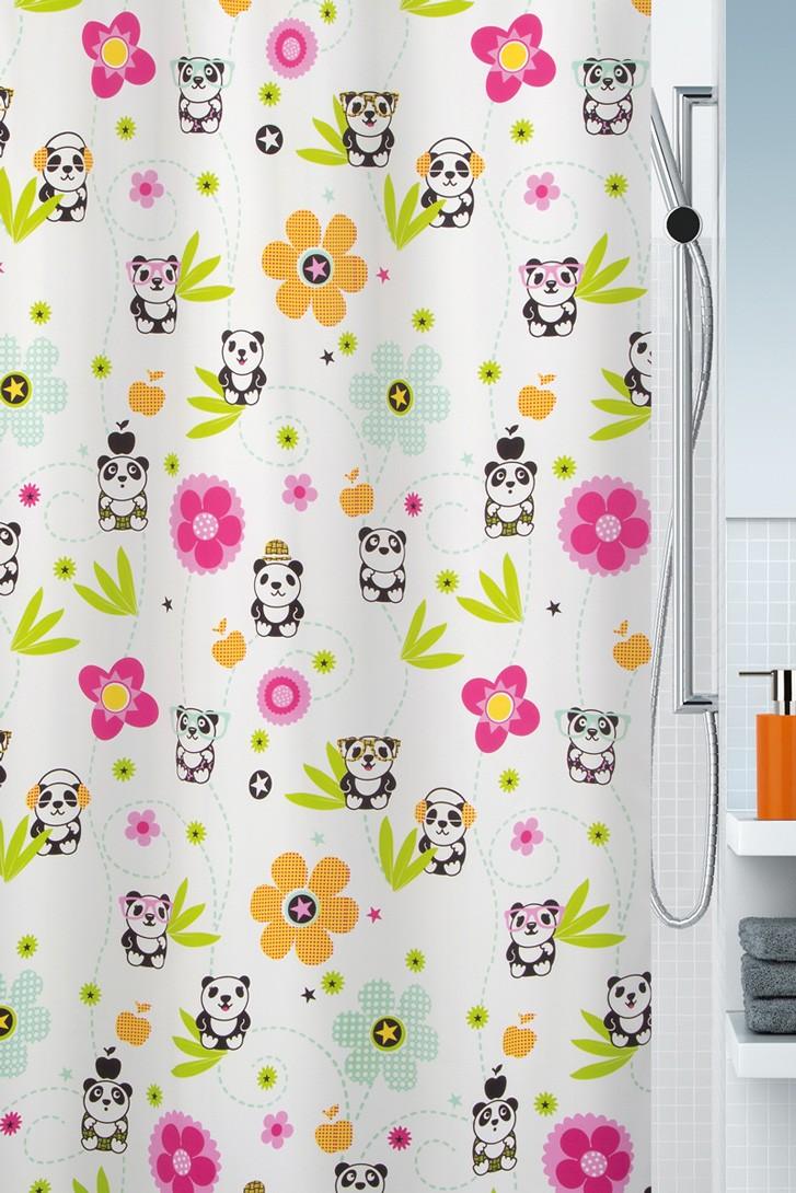 Κουρτίνα Μπάνιου (180x200) Rainbow Panda 02085