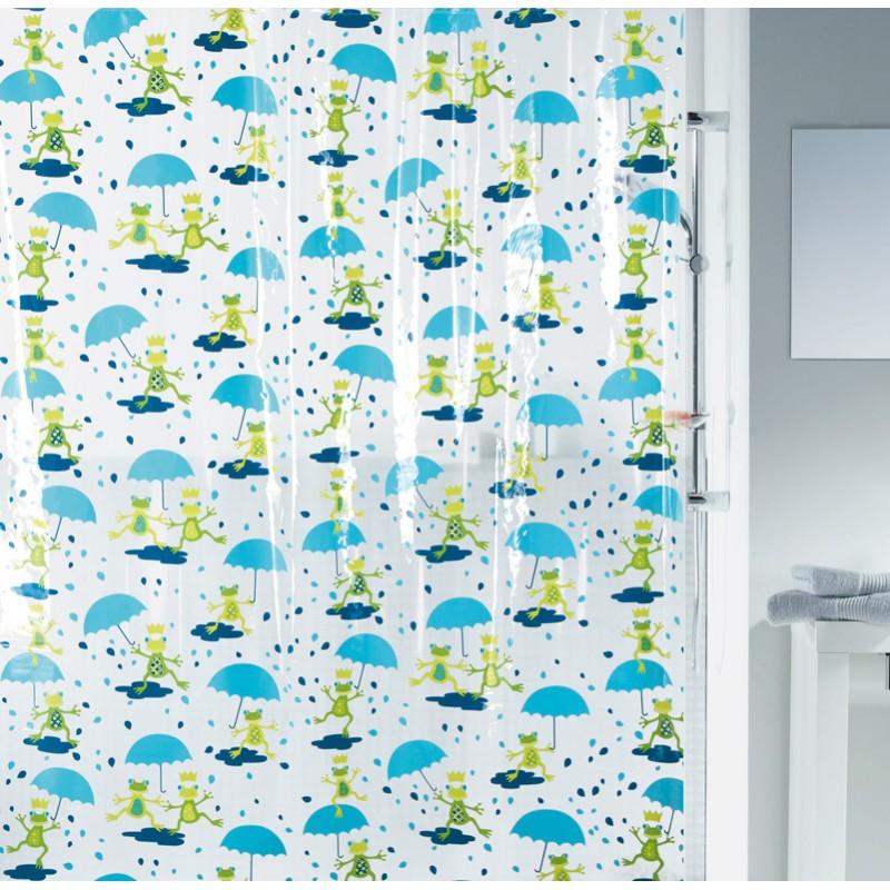 Κουρτίνα Μπάνιου Πλαστική (180x200) LifeStyle 00984.001 Pondy