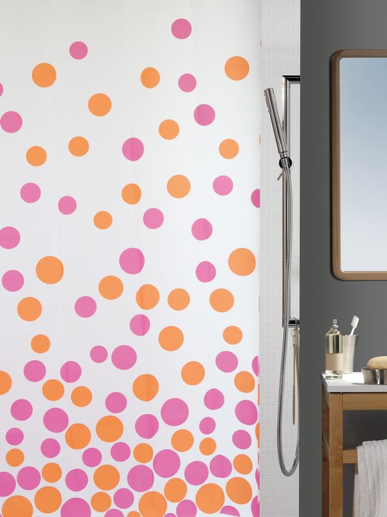 Κουρτίνα Μπάνιου Πλαστική (180x180) Green Style Sofy 00932