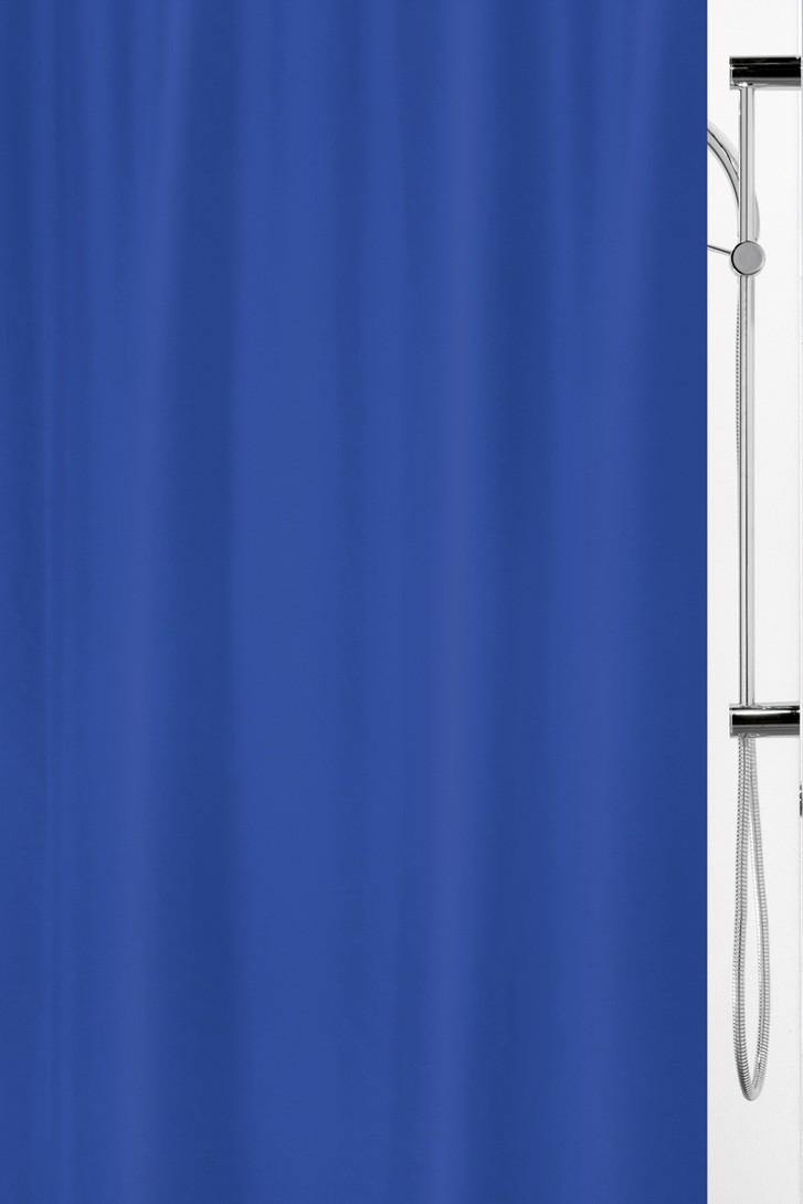 Κουρτίνα Μπάνιου (240x180) Rainbow Atlas 01776 Μπλε