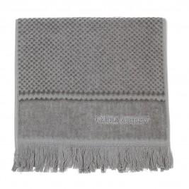 Πετσέτα Χεριών (30x50) Laura Ashley Fringes Grey