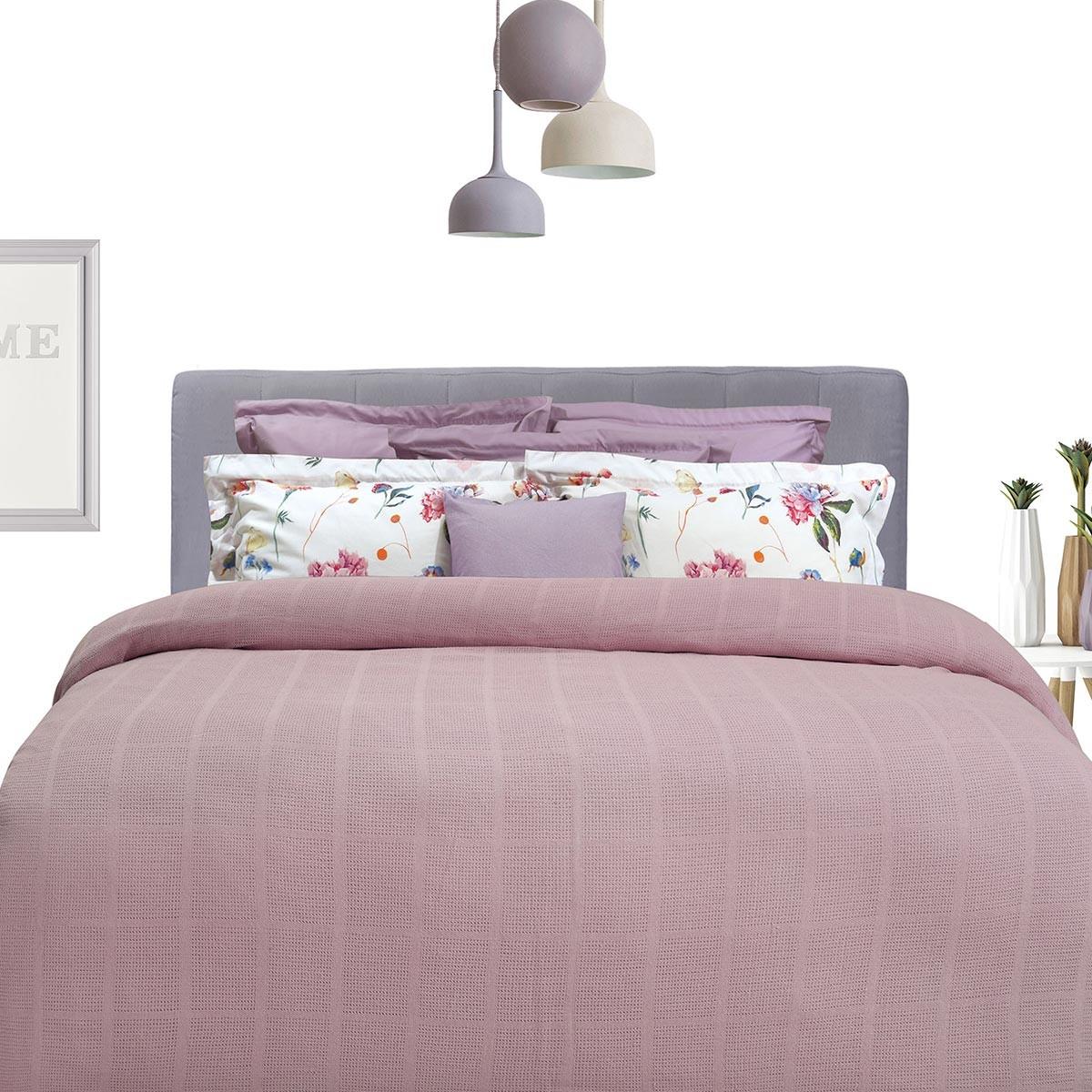 Κουβέρτα Πλεκτή Μονή Das Home Blanket Line 378 66583